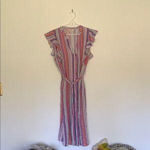 Como Vintage midi dress